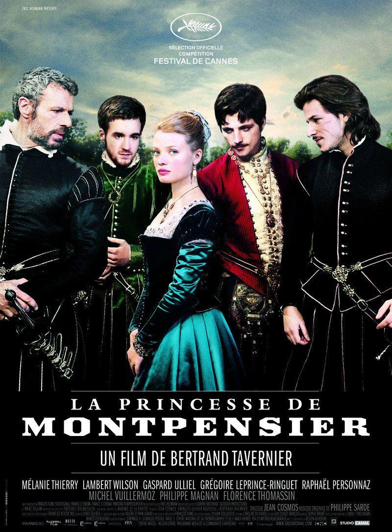 La princesse de Montpensier