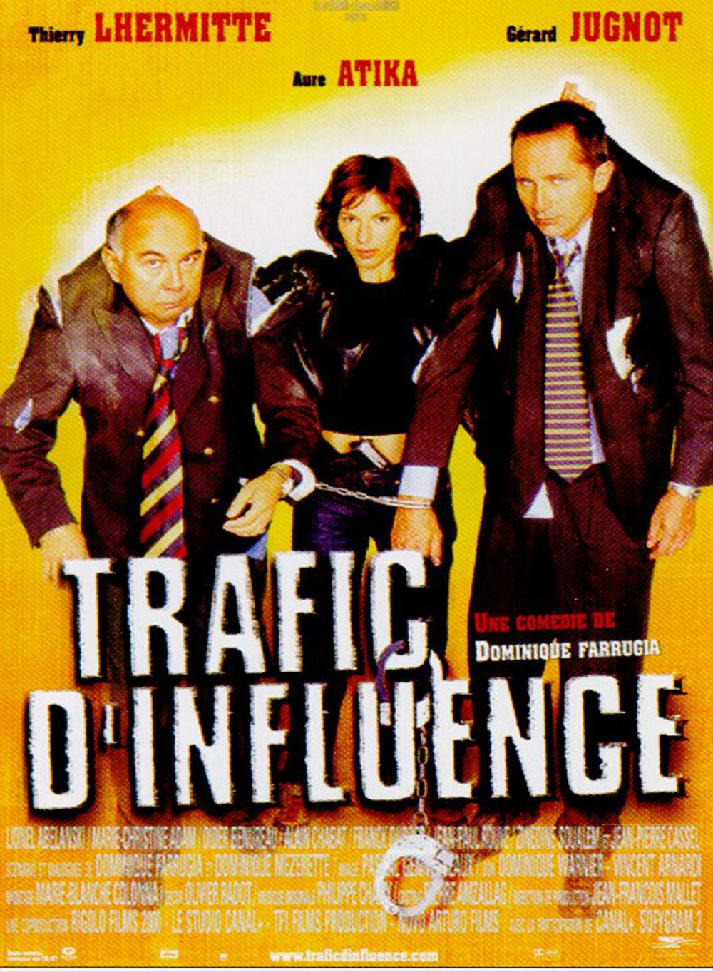 Traffic d'influence