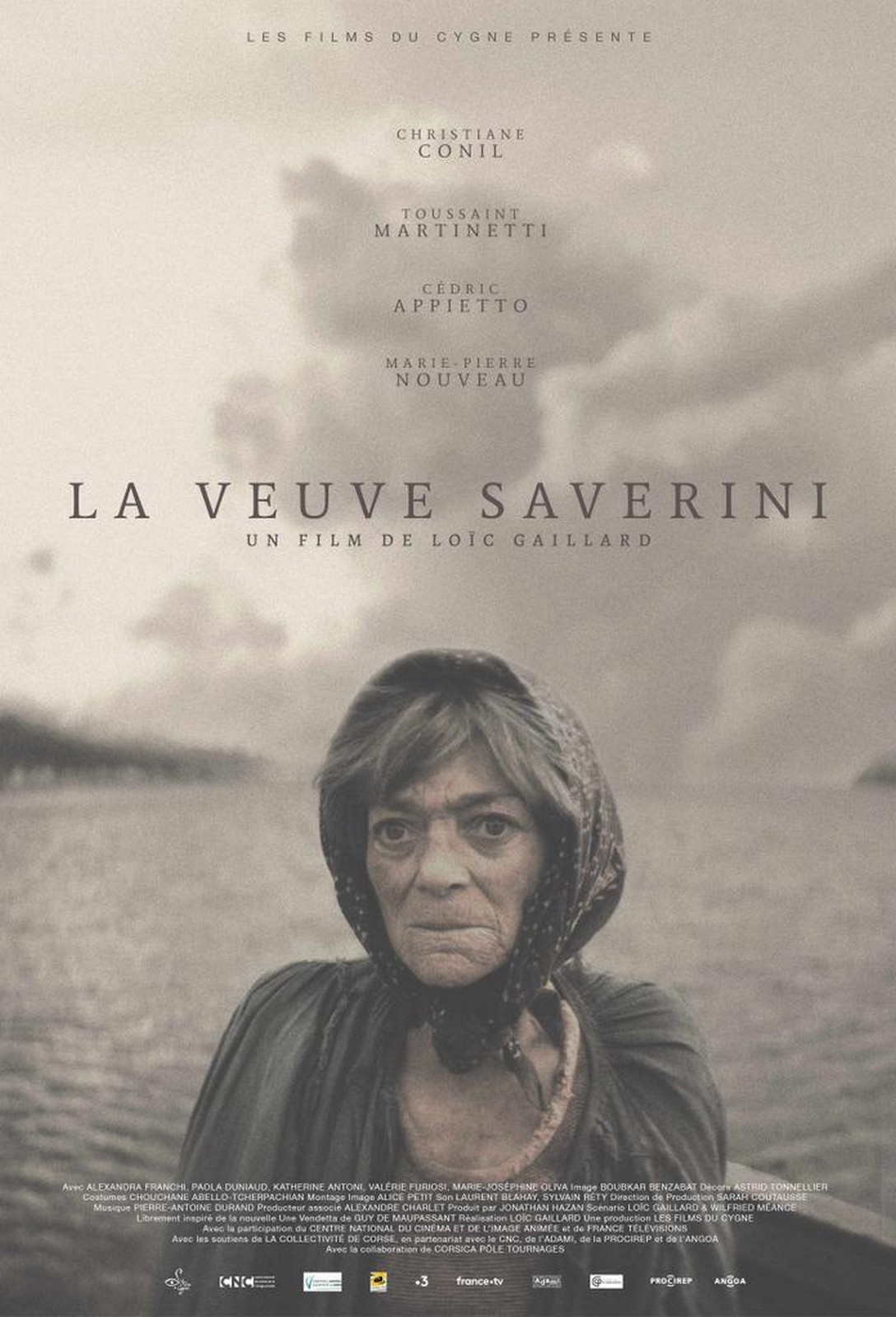 La veuve Saverini