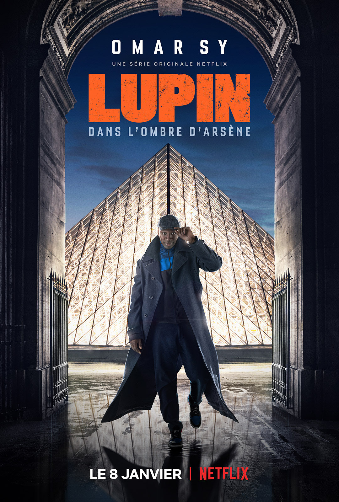 Lupin – partie 1